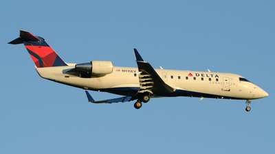 N915EV - Bombardier CRJ-200ER - Delta Connection (SkyWest Airlines)