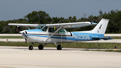 N12339 - Cessna 172M Skyhawk II - Private