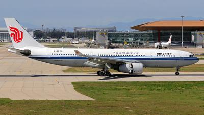 B-6070 - Airbus A330-243 - Air China