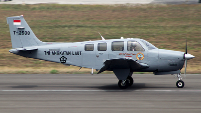 T-2508 - Beechcraft G36 Bonanza - Indonesia - Navy