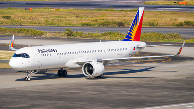 A picture of RPC9937 - Airbus A321271NX - Philippine Airlines - © Haneda Spotter