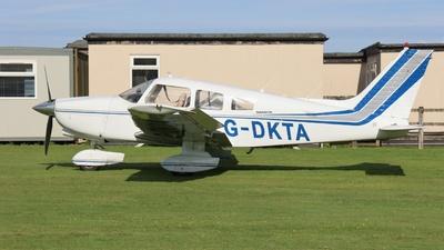 G-DKTA - Piper PA-28-236 Dakota - Private