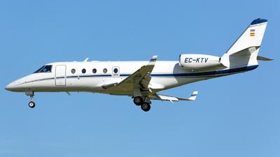A picture of ECKTV - Gulfstream G150 -  - © Maynat