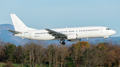 LZ-CRI - Boeing 737-446 - GP Aviation