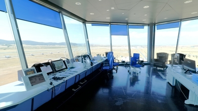 LERL - Airport - Control Tower
