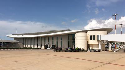 GMFO - Airport - Terminal