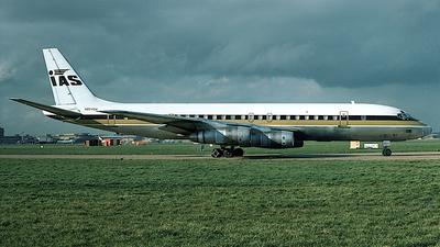 N804SW - Douglas DC-8-55(F) - IAS Cargo Airlines