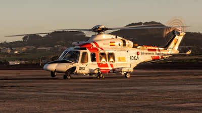 A picture of ECKLN - AgustaWestland AW139 - Babcock MCS Espana - © Javier de la Cruz - AirTeamImages