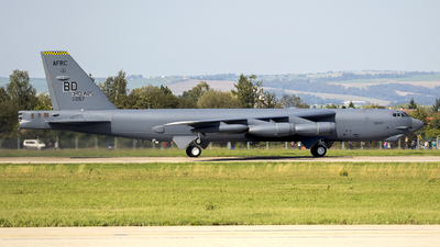 60-0057 - Boeing B-52H Stratofortress - United States - US Air Force (USAF)