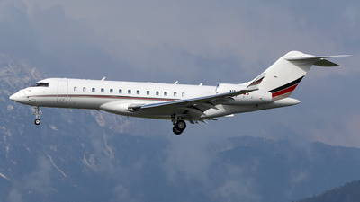 N160QS - Bombardier BD-700-1A10 Global 6000 - NetJets Aviation