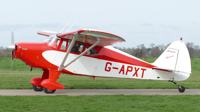 G-APXT - Piper PA-22-150 Pacer - Private