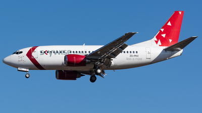 ZS-PKV - Boeing 737-529 - Skywise