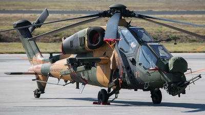 18-1020 - TAI T-129A ATAK - Turkey - Army