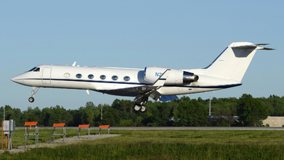 N2HC - Gulfstream G-IV(SP) - Private