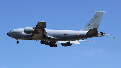 497 - Boeing KC-135R Stratotanker - France - Air Force