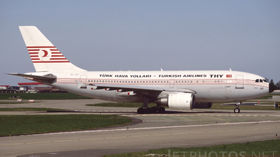 TC-JCY - Airbus A310-304(F) - Turkish Airlines