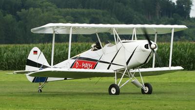 D-MALM - Platzer Kiebitz B8 - Private