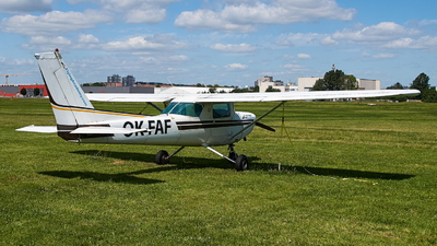 OK-FAF - Cessna 152 - Flying Academy
