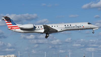 N681AE - Embraer ERJ-145LR - American Eagle (Envoy Air)
