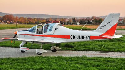 OK-JUU51 - Tecnam P2002 Sierra - Private