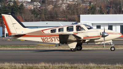 N237DC - Beechcraft 58P Baron - Private