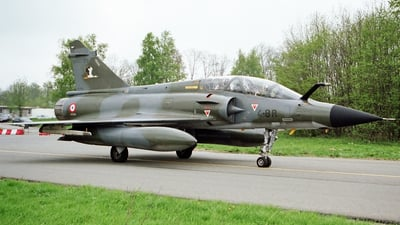 372 - Dassault Mirage 2000N - France - Air Force