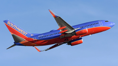 N957WN - Boeing 737-7H4 - Southwest Airlines