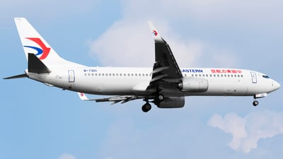 B-7301 - Boeing 737-89P - China Eastern Airlines