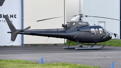 F-GKBE - Eurocopter AS 350B2 Ecureuil - Mont-Blanc Helicopters