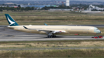 A picture of FWZHJ - Airbus A350 - Airbus - © DN280
