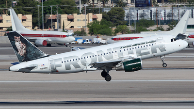 N919FR - Airbus A319-111 - Frontier Airlines