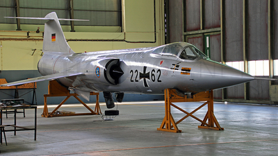 2262 - Lockheed F-104 Starfighter - Germany - Air Force