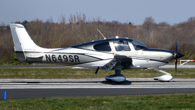A picture of N649SR - Cirrus SR22T - [1592] - © bruno muthelet