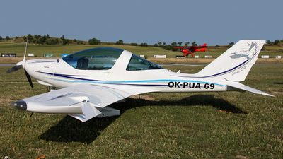 OK-PUA69 - TL Ultralight TL-2000 Sting S4 - Private