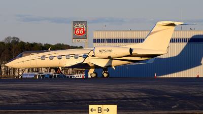 N251HR - Gulfstream G450 - Private