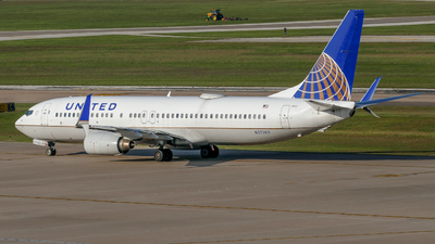 A picture of N37263 - Boeing 737824 - United Airlines - © Seth The Spotter