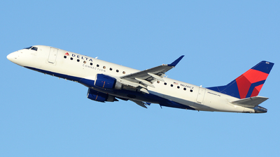 N620CZ - Embraer 170-200LR - Delta Connection (Compass Airlines)