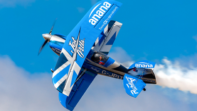 G-JPIT - Pitts S-2S Special - Private