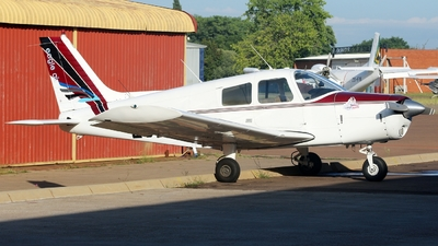 ZS-SPT - Piper PA-28-140 Cherokee Cruiser - Eagle Air Flight School