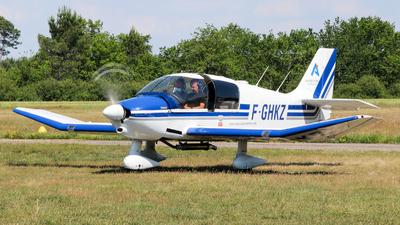 F-GHKZ - Robin DR400/140B Major - Aeroclub Andernos Les Bains