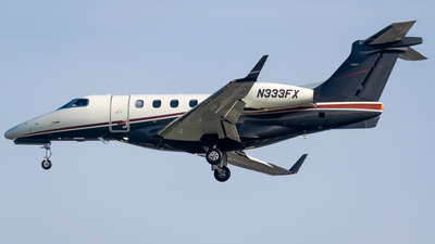 N333FX - Embraer 505 Phenom 300 - Flight Options