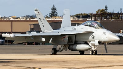 166858 - Boeing EA-18G Growler  - United States - US Navy (USN)