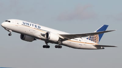 A picture of N45905 - Boeing 7878 Dreamliner - United Airlines - © Samuel Zerilli