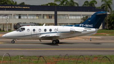 A picture of PTWHC - Beech 400A Beechjet - [RK58] - © DeltaFox Spotter