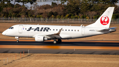 JA227J - Embraer 170-100STD - J-Air