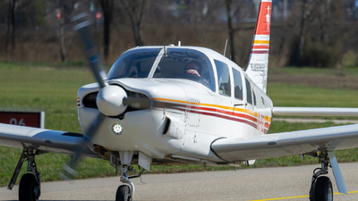 A picture of HBPES - Piper PA32R301 - [32R8013042] - © Pascal Ackermann
