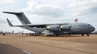 02-1112 - Boeing C-17A Globemaster III - United States - US Air Force (USAF)