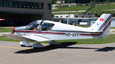 A picture of HBKFP - Robin DR400/140B - [2506] - © Alexandre Fazan