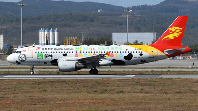 B-6867 - Airbus A320-214 - Capital Airlines