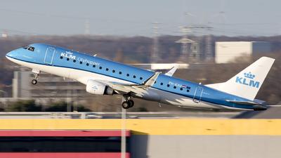 A picture of PHEXU - Embraer E175STD - KLM - © Kris Van Craenenbroeck